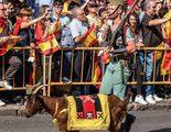 La historia de la cabra de la Legión Española